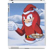 Santa Knux iPad Case/Skin