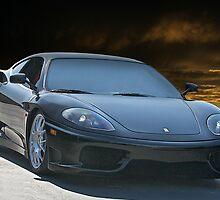 F430 Ferrari by DaveKoontz