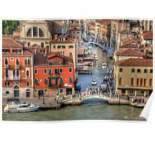 Venice..the end of the day` [FEATURED] Poster