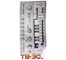 TB-303 Gear Poster