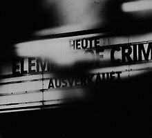 Eelement of Crime { SOLD OUT} by strych9ine