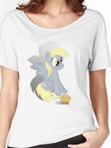 Cute Derpy Women's Relaxed Fit T-Shirt