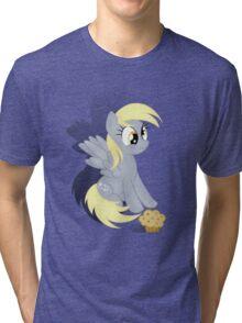 Cute Derpy Tri-blend T-Shirt