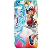 Fan art Yu gi oh Zexal iPhone Case/Skin