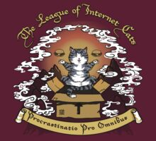 The League of Internet Cats by meredithdillman