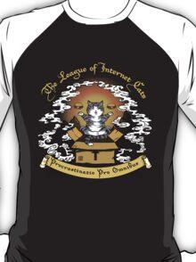 The League of Internet Cats T-Shirt