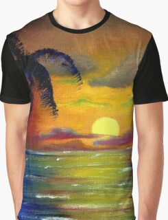 Shores in the Dream Graphic T-Shirt