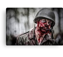 Ballad of the Dead Soldier Canvas Print
