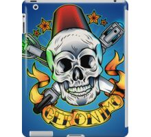 Who's Tattoo iPad Case/Skin