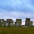 Stonehenge -  standing strong by Shiva77