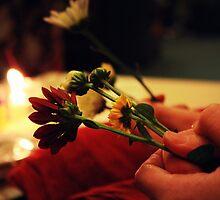 Party Flowers by Kareena  Kapitzke