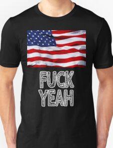 America - Fuck Yeah Unisex T-Shirt