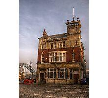 Bridge Hotel Photographic Print