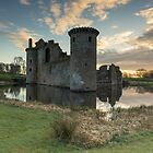 Caerlaverock Castle #2 by Brian Kerr