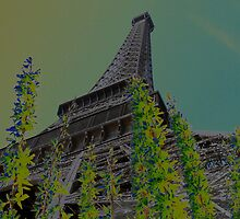 Eiffel Tower  by Jose M  Pacheco