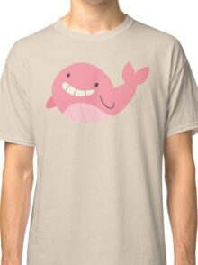 Tiny Floating Whale Classic T-Shirt