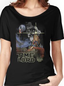 TIME LORD Episode IV Women's Relaxed Fit T-Shirt