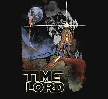 TIME LORD Episode IV Womens Fitted T-Shirt