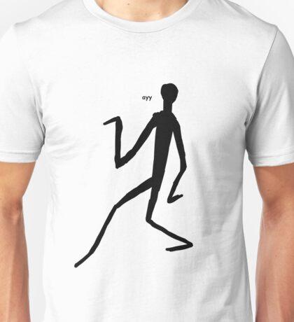 wandering man Unisex T-Shirt