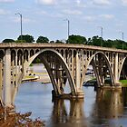Coosa River Bridge II by Eileen Brymer