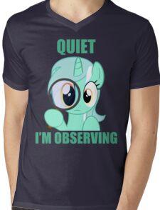 Observation Mens V-Neck T-Shirt