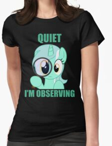 Observation Womens Fitted T-Shirt