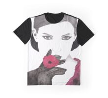 Poppy Graphic T-Shirt