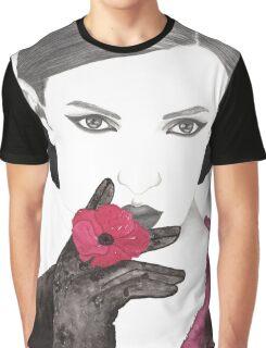 Poppy Graphic T-Shirt