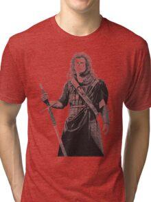 Braveheart Tri-blend T-Shirt