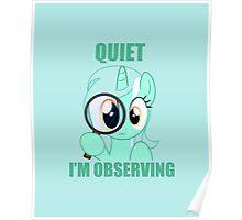 Observation Poster