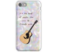 Darren's Music iPhone Case/Skin