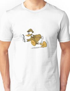 Donald in Mathmagic Land. Unisex T-Shirt