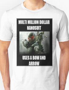 Crysis 3 joke Shirt T-Shirt