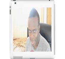 KSI's Seductive Face iPad Case/Skin