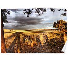 Stockinbingal Sunset # 2 Poster