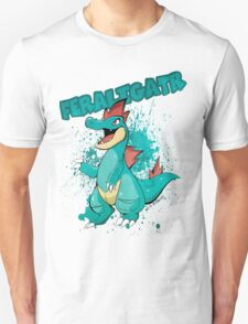 POKEMON: Feraligatr Unisex T-Shirt