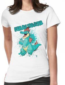 POKEMON: Feraligatr Womens Fitted T-Shirt