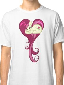 Roseluck Heart Classic T-Shirt