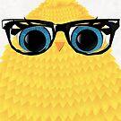 Nerd Chick by Wyattdesign