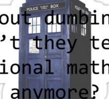 Recreational Mathematics 2 Sticker