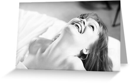 The laugh by tlees