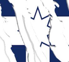 Eureka Claws Sticker