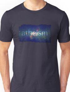 Atheism Unisex T-Shirt