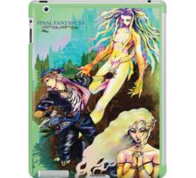 Final fantasy 6 group iPad Case/Skin