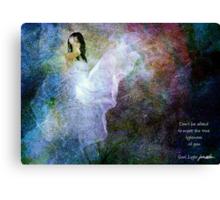 Soul Light Canvas Print