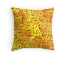 Goodbye Yellow Brick Road Throw Pillow