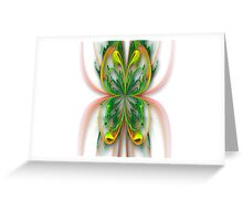 Butterfly Stretch Greeting Card