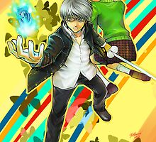 Persona 4 by meomeo