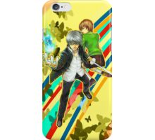 Persona 4 iPhone Case/Skin