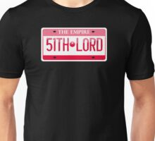 TIE License Plate Unisex T-Shirt